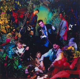 Frankie Goes to Hollywood, by Peter Ashworth - NPG x199202