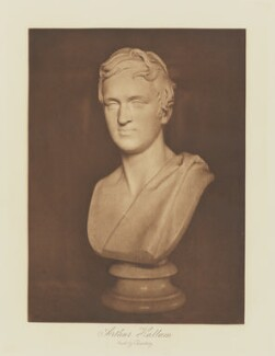 Arthur Henry Hallam, published by T. Fisher Unwin, after  Sir Francis Leggatt Chantrey - NPG Ax199210