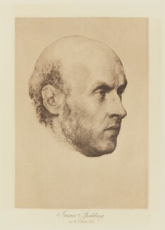 James Spedding, published by T. Fisher Unwin, after  George Frederic Watts - NPG Ax199214