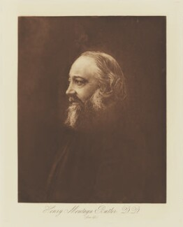 Henry Montagu Butler, by Henry Herschel Hay Cameron (later The Cameron Studio), published by  T. Fisher Unwin - NPG Ax29142