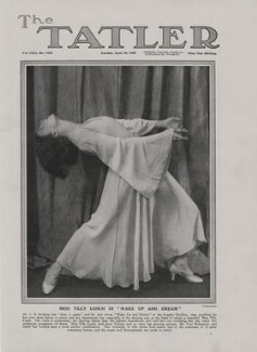 Tilly Losch in 'Wake Up and Dream', by Guttenberg - NPG x193439