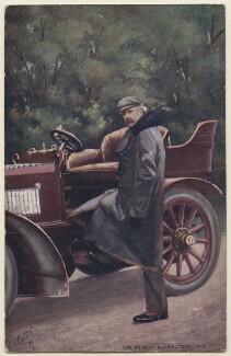 Arthur James Balfour, 1st Earl of Balfour, by Lafayette, published by  Raphael Tuck & Sons - NPG x198168