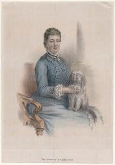 Elizabeth Jane (née Somerville), Countess of Charlemont, by Maclure & Macdonald, after  Andrew Maclure - NPG D46012