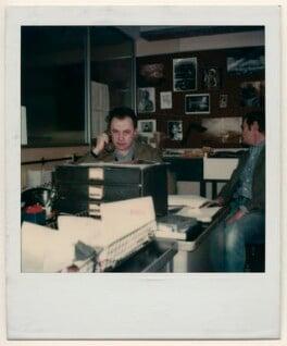 Bruce Bernard, by Mark Haworth-Booth - NPG x199217