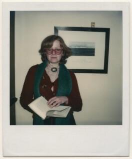Judy Goldhill, by Mark Haworth-Booth - NPG x199221
