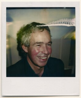 Howard Hodgkin, by Mark Haworth-Booth - NPG x199224
