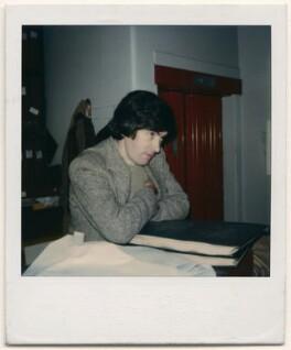 Ian Jeffrey, by Mark Haworth-Booth - NPG x199226
