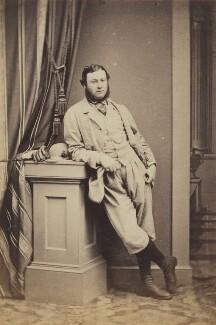 Charles Philip Yorke, 5th Earl of Hardwicke, by Unknown photographer - NPG Ax196656