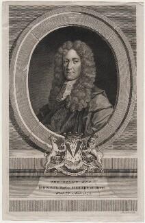 Denzil Holles, 1st Baron Holles, by Simon François Ravenet - NPG D46022
