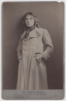 Sir John Martin-Harvey as Sydney Carton in 'The Only Way', by London Stereoscopic & Photographic Company - NPG x196976