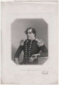 Thomas Waghorn, by George B. Black, published by  Thomas Collins, after  Jean Baptiste Sabatier (Sabatier-Blot) - NPG D46023