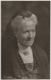 Charlotte Despard (née French), by Lena Connell (later Beatrice Cundy) - NPG x196984