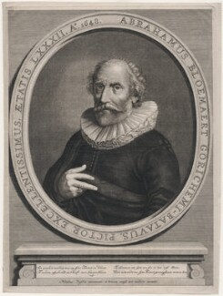 Abraham Bloemaert, published by Nicolaes Visscher II, after  Unknown artist - NPG D46088
