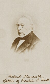 Robert Pearsall, by Unknown photographer - NPG Ax160480