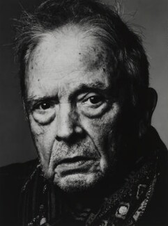 David Bailey, by Ben Hassett - NPG x199260
