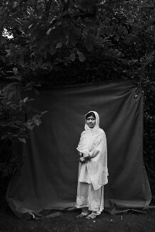 Malala Yousafzai, by Julian Broad - NPG x199266