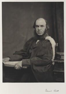 Edward Caird, by Thomas Annan - NPG Ax27840