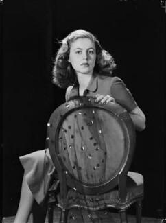 Ana Inez Astor (née Carcano y Morra), by Francis Goodman - NPG x195641