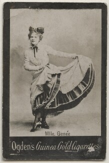 Dame Adeline Genée, published by Ogden's - NPG x196893