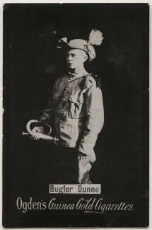 John Francis Dunne, published by Ogden's - NPG x196887
