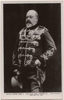 King Edward VII, by William Slade Stuart, published by  The Philco Publishing Co - NPG x196428