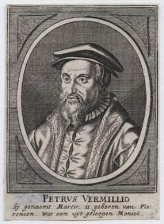 Pietro Vermigli, after Unknown artist - NPG D46000