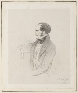 Lord Byron, by Richard James Lane, after  Alfred, Count D'Orsay - NPG D45987