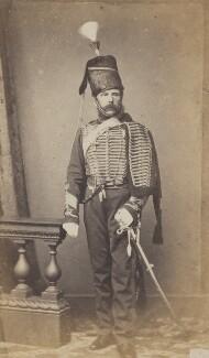 Troop Sergeant-Major Weir, by George Edward Alder - NPG Ax196704
