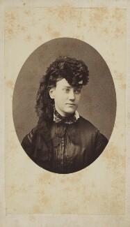 (Frances) Elinor (née Grant), Lady Colvile, by E. Le Jeune - NPG Ax160908