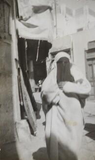 Unknown woman ('Tunis'), by Lady Evelyn Hilda Stuart Moyne (née Erskine) - NPG Ax183142
