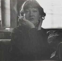 Julia Frances Strachey, by Unknown photographer - NPG Ax160935