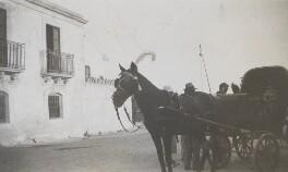'Sicilian horse', by Lady Evelyn Hilda Stuart Moyne (née Erskine) - NPG Ax183148