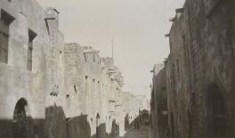 'Rue des 'Langues'', by Lady Evelyn Hilda Stuart Moyne (née Erskine) - NPG Ax183155