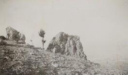 'Road to Hilarion', by Lady Evelyn Hilda Stuart Moyne (née Erskine) - NPG Ax183165
