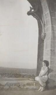 Probably Josephine ('Posy') Lee Guinness (née Strangman), by Lady Evelyn Hilda Stuart Moyne (née Erskine) - NPG Ax183167