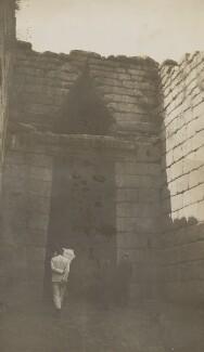 Walter Edward Guinness, 1st Baron Moyne of Bury St Edmunds, by Lady Evelyn Hilda Stuart Moyne (née Erskine) - NPG Ax183193