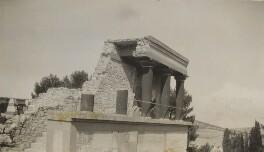 'Crete', by Lady Evelyn Hilda Stuart Moyne (née Erskine) - NPG Ax183196