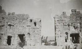 Baalbek, Lebanon, by Lady Evelyn Hilda Stuart Moyne (née Erskine) - NPG Ax183221