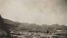 'The Wadi Musa' (Jordan), by Lady Evelyn Hilda Stuart Moyne (née Erskine) - NPG Ax183261