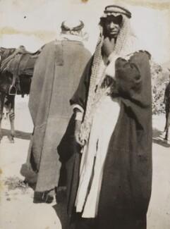 Two unknown men, by Lady Evelyn Hilda Stuart Moyne (née Erskine) - NPG Ax183262