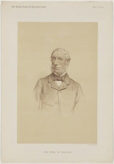 William Henry FitzRoy, 6th Duke of Grafton, printed by Vincent Brooks, Day & Son - NPG D46125