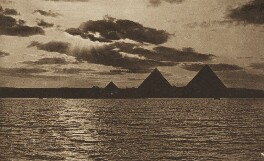 Cairo, by Unknown photographer - NPG Ax183295