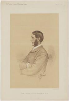 William Henry Berkeley Portman, 2nd Viscount Portman, printed by Vincent Brooks, Day & Son - NPG D46129