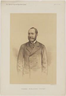 Sir Robert Nigel Fitzhardinge Kingscote, printed by Vincent Brooks, Day & Son - NPG D46131