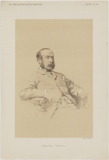 Sir Robert Gunter, 1st Bt, printed by Vincent Brooks, Day & Son - NPG D46139