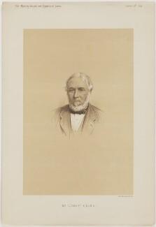 John Francis Clark, printed by Vincent Brooks, Day & Son - NPG D46142