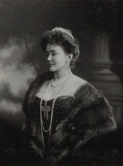 Princess Louise, Duchess of Connaught (née Princess of Prussia), by Lafayette - NPG Ax29352
