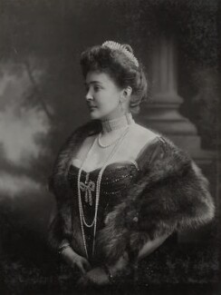 Princess Louise, Duchess of Connaught (née Princess of Prussia), by Lafayette - NPG Ax29353