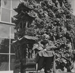 Agatha Christie, by Unknown photographer - NPG x199289