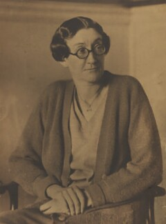 (Joan) Pernel Strachey, by Unknown photographer - NPG Ax160944
